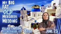 My Big Fat Mex Greek Wedding Comedy Show